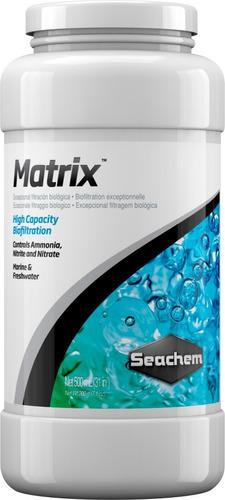 Filtración Biológica Matrix 500ml