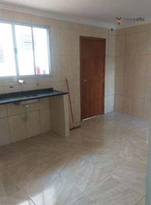 Sobrado Com 3 Dormitórios À Venda, 105 M² Por R$ 420.000,00 - Vila Junqueira - Santo André/sp - So1051