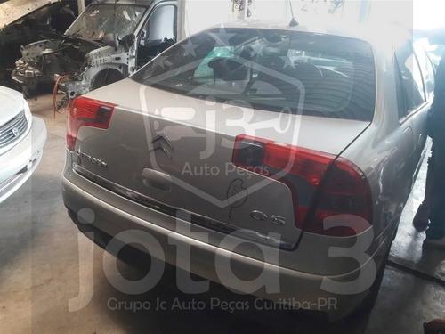 Sucata Citroen C5 V6 Exc 2005 - Retirada De Peças
