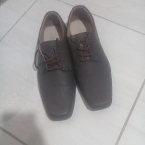 Zapatos Casuales De Hombre Color Cafe