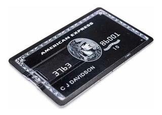 Usb Tarjeta De Crédito American Express 64gb
