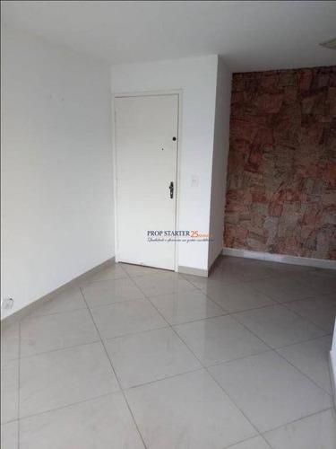 Imagem 1 de 20 de Apartamento Com 2 Dormitórios À Venda, 60 M² Por R$ 300.000 - Jardim Umuarama - Prop Starter - Ap0050