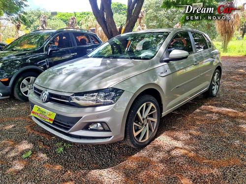 Volkswagen Polo Highline 1.0 200 Tsi Cinza 2019