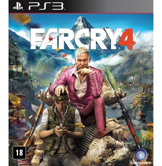 Far Cry 4 Ps3 - Leia Descrição
