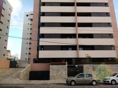 Apartamento Com 3 Dormitórios Para Alugar, 81 M² Por R$ 1.200/mês - Manaíra - João Pessoa/pb - Cod Ap0860 - Ap0860