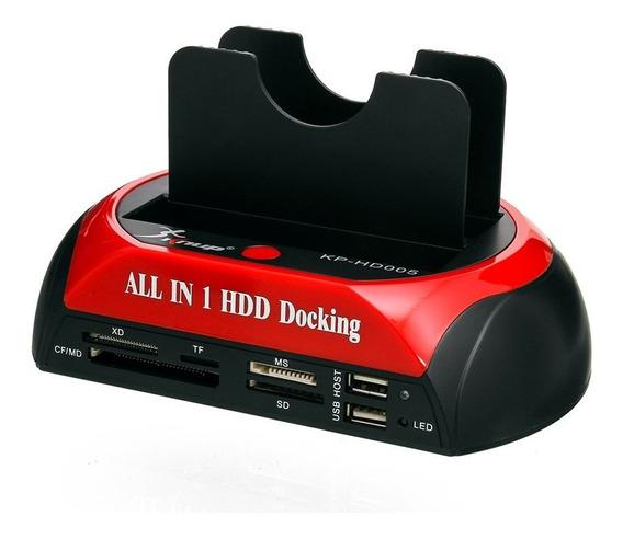 Dock Hd All N1 Hdd Doking Usb 2.0 Ide/sata Knup