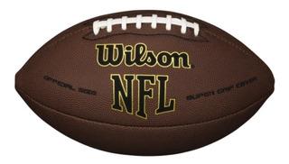 Balón Futbol Americano Nfl Super Grip Composite Wilson