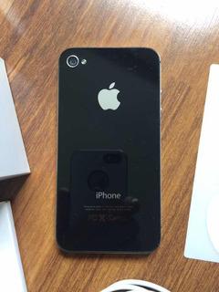 Baixou! iPhone 4s 16gb Em Ótimo Estado Original Completo