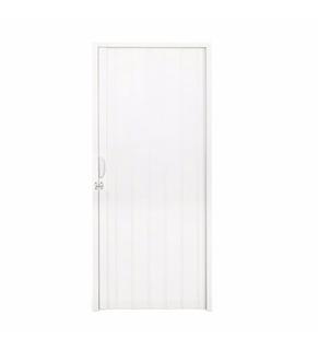 Porta Sanfonada Pvc 0,84x2,10m Perlex