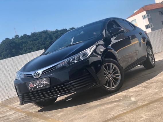 Toyota Corolla 1.8 Gli Upper 2018 - Ipva 2020 Total Pago