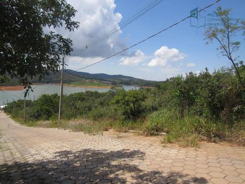 Imagem 1 de 17 de Terreno À Venda, 196 M² Por R$ 95.000,00 - Ponta Do Sol - Capitólio/mg - Te0393