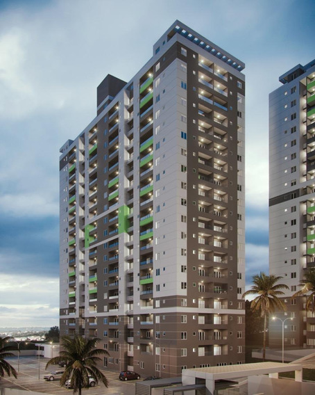 Apartamento Em Cascatinha, Juiz De Fora/mg De 66m² 2 Quartos À Venda Por R$ 245.000,00 - Ap537611
