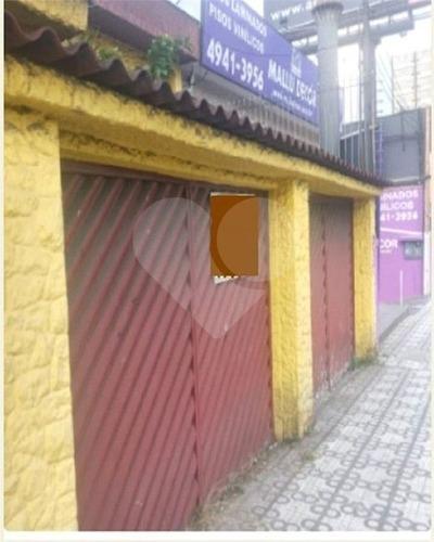 Casa Comercial Para Locação -sbc - 373-im567493
