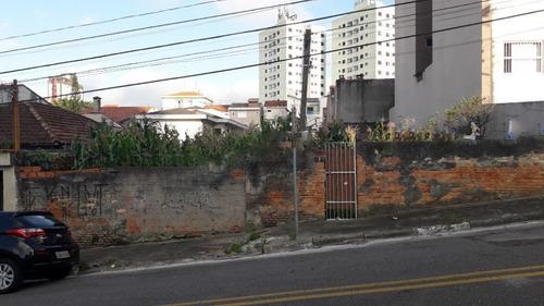 Imagem 1 de 4 de Terreno À Venda, 350 M²  - Santa Terezinha - São Bernardo Do Campo/sp - Te4240
