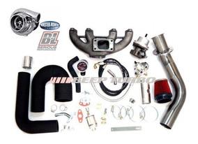 Kit Turbo Vw Ap Injetado 2.0 + Turbina 50 Master Power