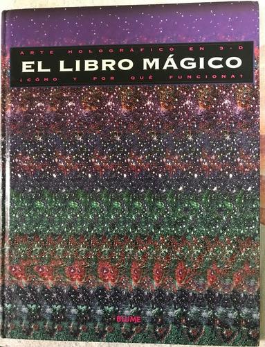 Imagen 1 de 3 de Libro De Colección Magia Tridimencional