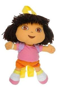 Mochila Dora The Explorer Plush Doll