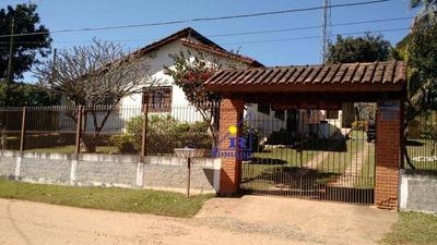 Sítio Rural À Venda, Chácaras Fernão Dias, Atibaia. - Si0006