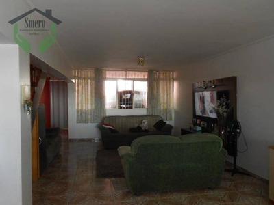 Sobrado Com 4 Dormitórios À Venda Por R$ 540.000 - Pestana - Osasco/sp - So1031