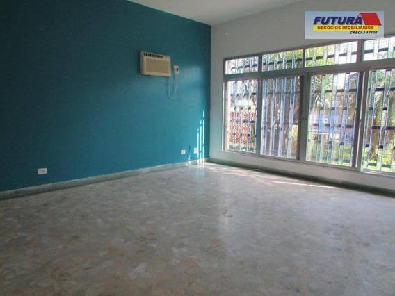 Casa Com 4 Dormitórios À Venda, 143 M² Por R$ 570.000 - Vila Valença - São Vicente/sp - Ca0392
