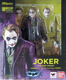 Bandai Sh Figuarts The Dark Knight The Joker
