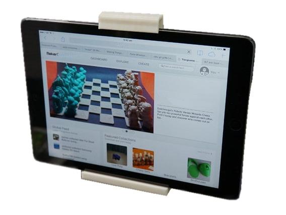 Suporte Universal De Parede Para Tablet E iPad