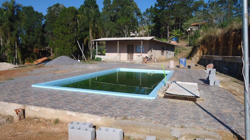 Chácara B/cupim 1500m2 - C/piscina