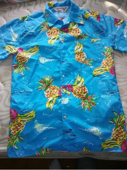 Camisa Hawayana