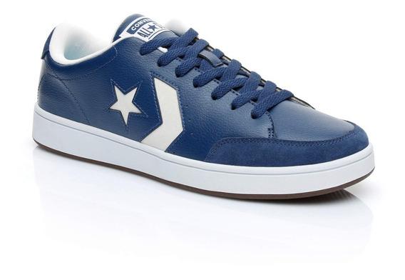 Zapatilla Converse Star Court 161612 Marino/blanco