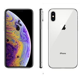 Celular Apple iPhone Xs 512gb 4gb Ram 12mp Tela 5.8 Prata