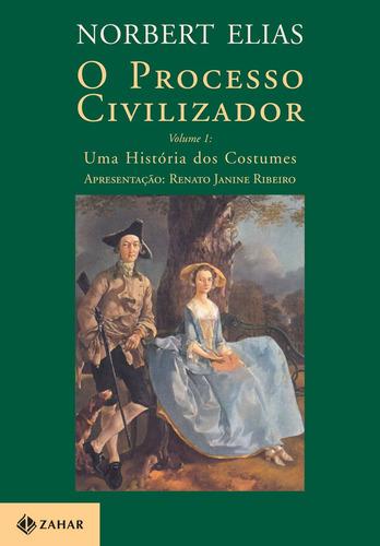 Livro O Processo Civilizador 1