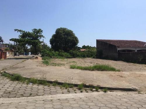Terreno No Bairro Luizamar Mirim, Itanhaém, Ref. C0759 L C