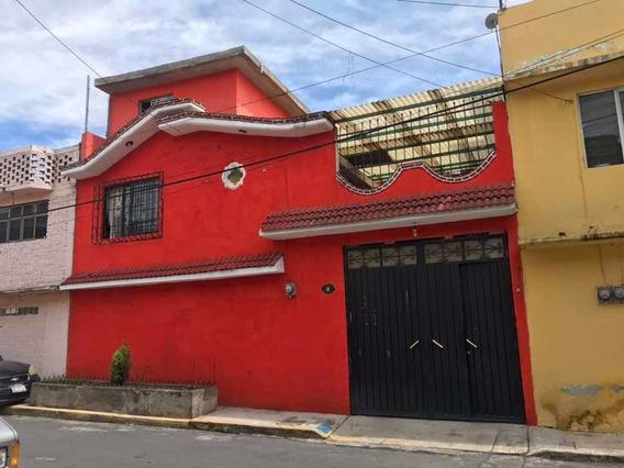 Casa En Iztapalapa, A 10 Minutos Del Metro Santa Marta