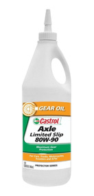 Axle Limited Slip 80w-90 Qt