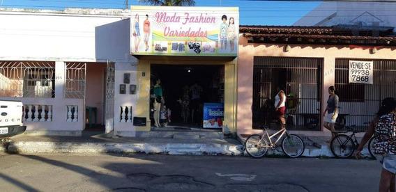Loja (imóvel) À Venda Em Pirambu - Lo0006