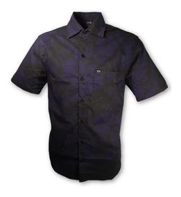 Camisa Botão Vlcs Gangster Camisão Havaiano Varias Marcas