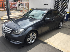 Mercedes Benz Clase C200 Exclusive Plus 2014