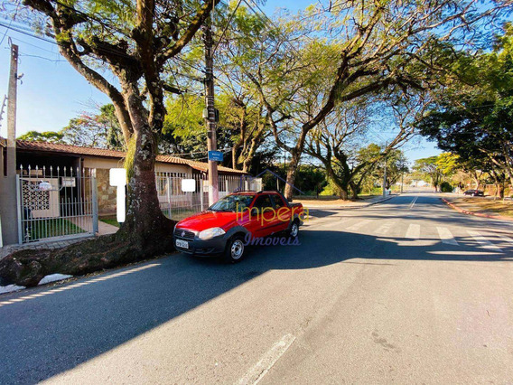 Casa Em Esquina Com 3 Dormitórios À Venda, 232 M² Por R$ 550.000 - Cidade Vista Verde - São José Dos Campos/sp - Ca0147