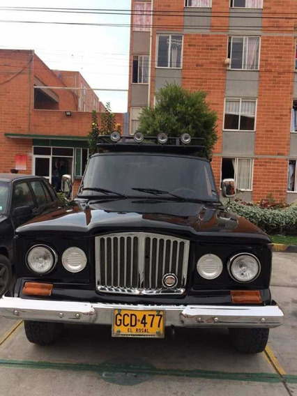 Jeep Wagoneer Jeep Willys Wago