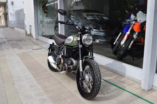Ducati Scrambler 800 Urban Enduro