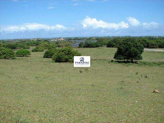 R$ 1.800.000,00 - Área Frente Mar Em Porto De Sauipe - V20200