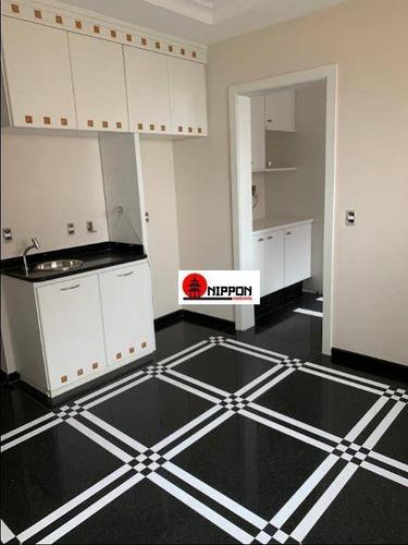 Apartamento Com 4 Dormitórios À Venda, 320 M² Por R$ 1.950.000 - Vila Lanzara - Guarulhos/sp - Ap2078