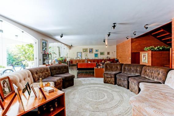 Casa Com 4 Dormitórios E 6 Garagens - Id: 892929239 - 229239