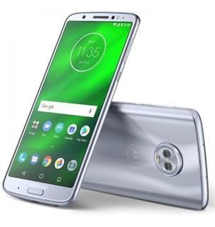 Smartphone Motorola Moto G6 Plus Xt1926 64gb Topazio C/ Nf