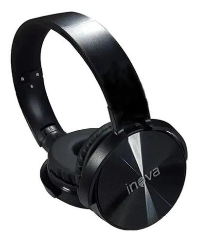 Fone De Ouvido Sem Fio Bluetooth Com Radio Fm E Microfone