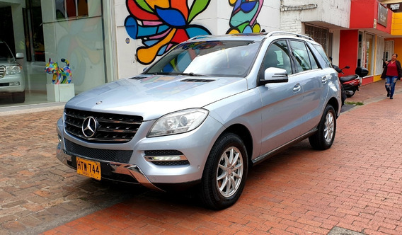 Mercedes Benz Ml250 Cdi 4matic