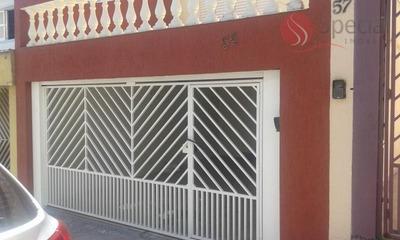 Casa Comercial À Venda, Jardim Anália Franco, São Paulo - Ca0666. - Ca0666