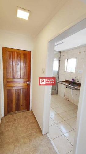 Apartamento À Venda, 58 M² Por R$ 279.999,00 - Sabará (zona Sul) - São Paulo/sp - Ap30604