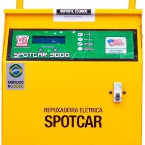 Repuxadeira Elétrica Spotcar 3000 19kva 220v - V8 Brasil-984