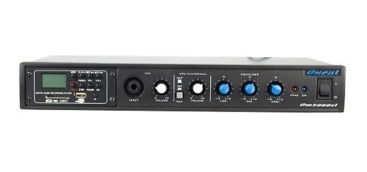 Amplificador Som Ambiente P/ 12 Caixas 60w Om 2000ec Oneal